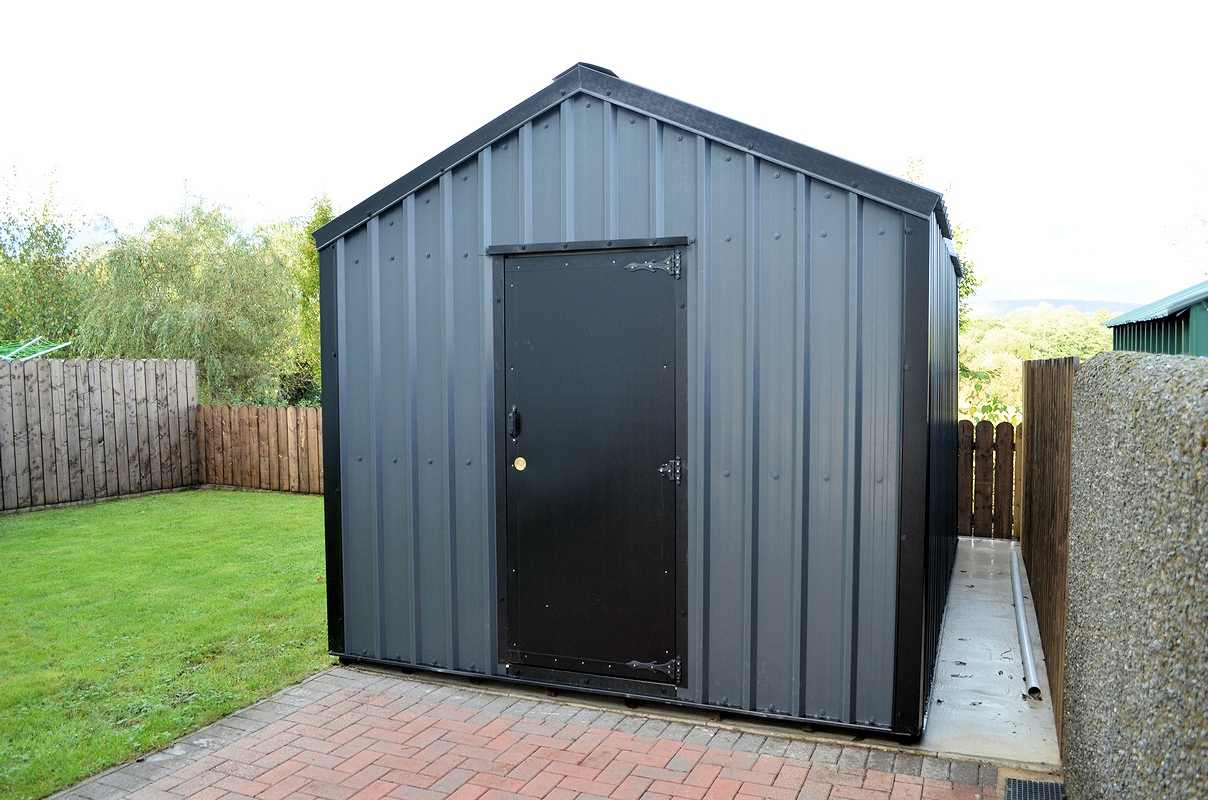 shed door. Black Bedroom Furniture Sets. Home Design Ideas