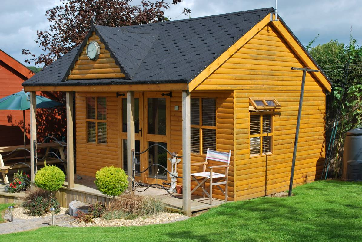 outdoor room 3 - Garden Sheds Ni