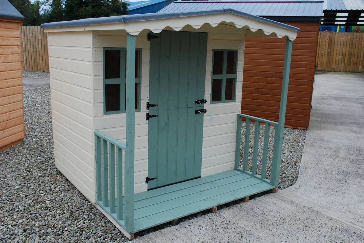 Wooden Sheds Ni Diy Iswandy